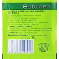 SAFCIDER 5 GR (PARA SIDRA)