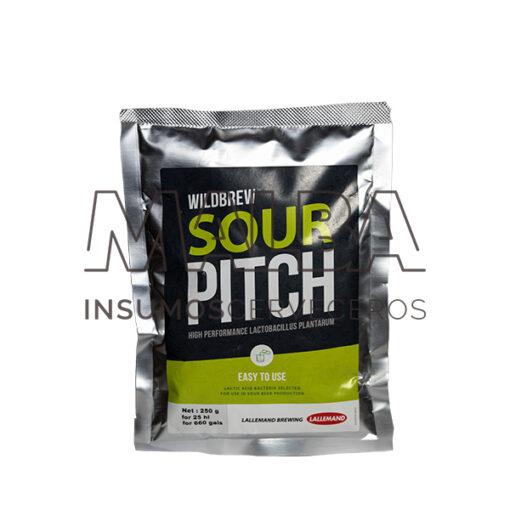 sour pitch